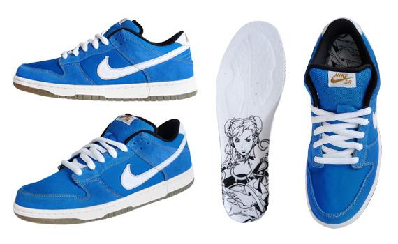 finest selection bc933 06231 chun li sb nike dunk low shoes - Nike Dunk High Tops Shoes