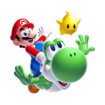 ---------Yoshi, Super Mario